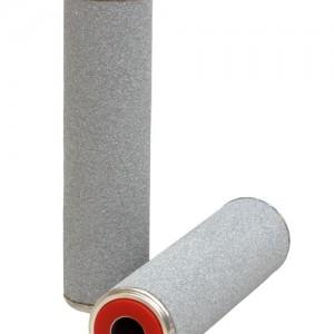 Filtros metálicos Porosos