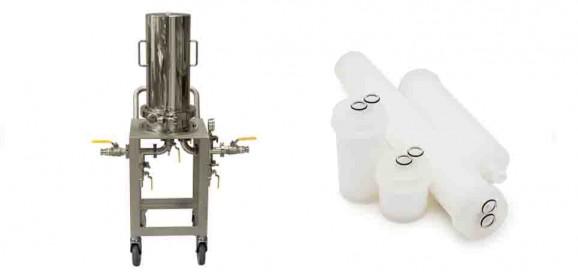 Optimizar el proceso de filtración de líquidos