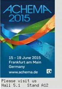 Achema2015 Gesfilter