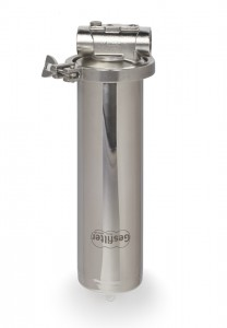 Carcasas filtros industrial individual