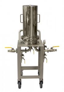 Porta-cápsulas para filtros de cápsula XW-AW
