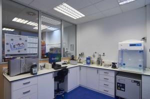 Laboratorio de Gesfilter, S.L.