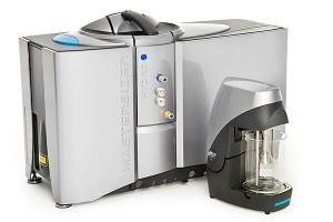Medidor de la distribución de las partículas Mastersizer 3000