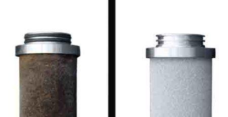 Regeneración filtros Inox