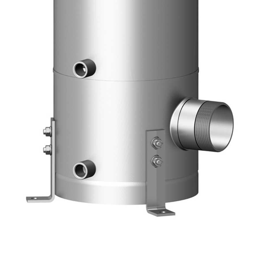 Carcasas filtros industrial múltiple